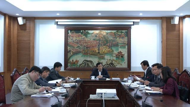Bộ trưởng Nguyễn Ngọc Thiện làm việc với Tổng cục Du lịch - Ảnh 2.