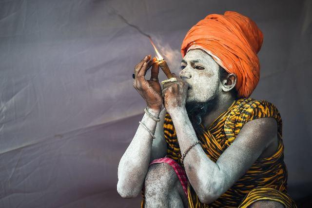 Độc đáo Lễ hội Kumbh Mela ở Ấn Độ 2019 - Ảnh 4.