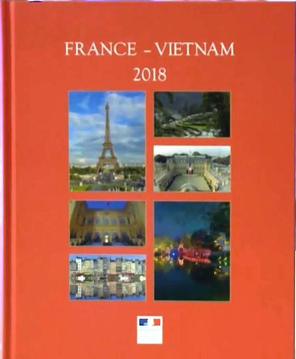 Ra mắt ấn phẩm đặc biệt kỷ niệm tình hữu nghị Pháp-Việt Nam - Ảnh 1.