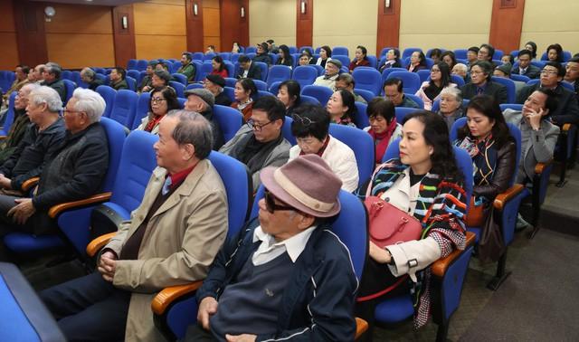 Bộ trưởng Nguyễn Ngọc Thiện gặp mặt, chúc tết lão thành cách mạng, đội ngũ trí thức từng công tác tại Bộ - Ảnh 2.