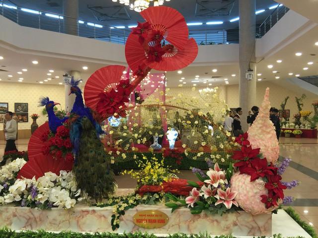 Khai mạc Hội Xuân Kỷ Hợi 2019 - Ảnh 4.