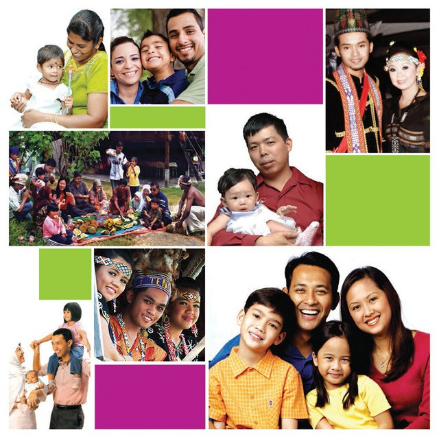 Chính sách gia đình quốc gia Malaysia - Ảnh 1.