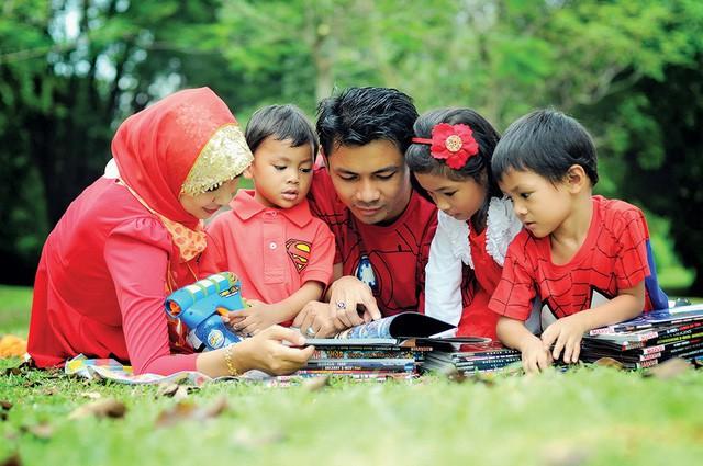 Chính sách gia đình quốc gia Malaysia - Ảnh 2.
