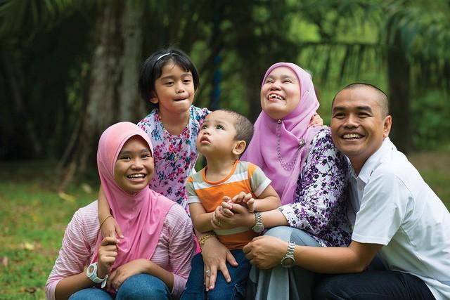 Chính sách gia đình quốc gia Malaysia - Ảnh 3.