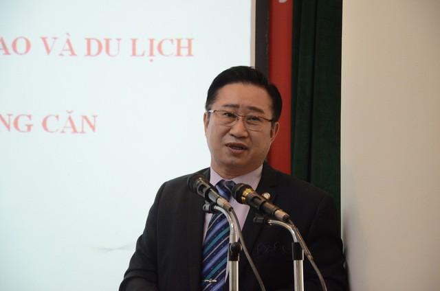 Lễ ký thỏa thuận hợp tác giữa Tổng cục Du lịch với  Đại sứ du lịch Việt Nam - Ảnh 3.