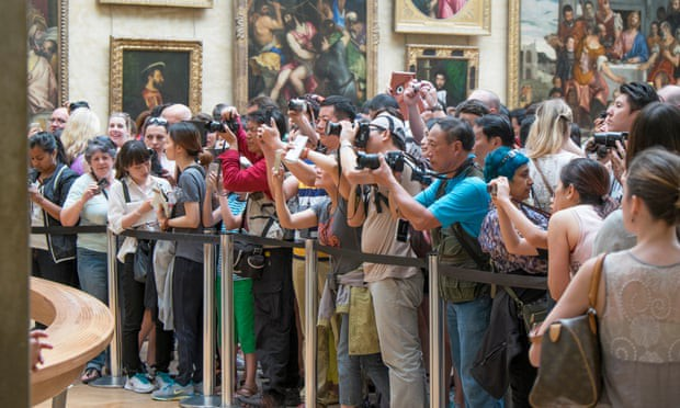 Bí quyết hút du khách cao kỷ lục tới Bảo tàng Louvre, Pháp năm 2018 - Ảnh 1.