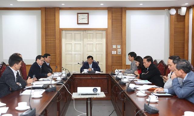 Bộ trưởng Nguyễn Ngọc Thiện: Gấp rút triển khai mọi công tác chuẩn bị cho Diễn đàn Du lịch ASEAN 2019 - Ảnh 1.