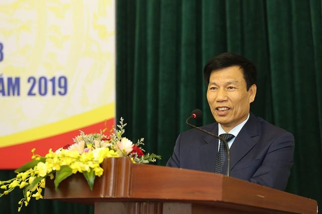 Bộ trưởng Nguyễn Ngọc Thiện: Lãnh đạo Bảo tàng Mỹ thuật Việt Nam phải có tư duy mới trong hướng đi, cách làm để tạo ra đột phá - Ảnh 1.