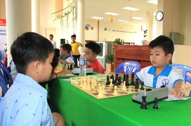 Giải Cờ vua – Cờ tướng Khu vực Đồng bằng sông Cửu Long mở rộng mừng Đảng - mừng Xuân Kỷ Hợi năm 2019 - Ảnh 1.