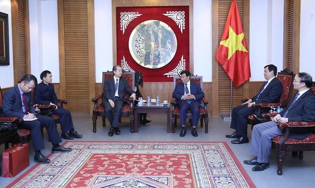 Tăng cường hơn nữa hợp tác VHTTDL giữa Việt Nam – Trung Quốc - Ảnh 1.
