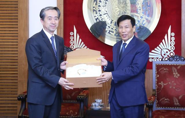 Tăng cường hơn nữa hợp tác VHTTDL giữa Việt Nam – Trung Quốc - Ảnh 2.