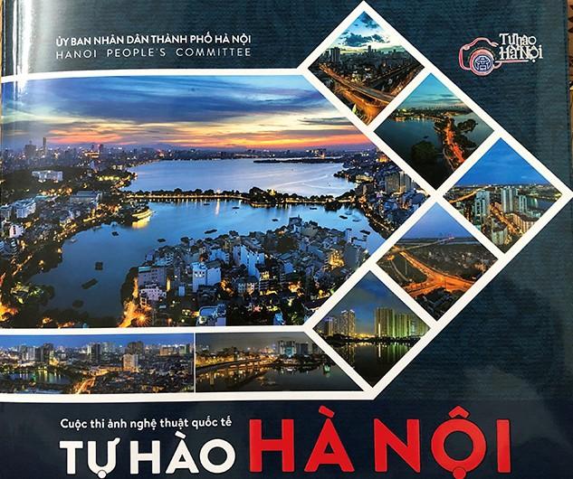 Hà Nội - Nhìn từ trên cao giành giải Nhất cuộc thi ảnh nghệ thuật quốc tế Tự hào Hà Nội - Ảnh 1.