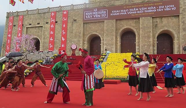 Tổ chức Tuần Văn hóa - Du lịch tỉnh Bắc Giang 2020 - Ảnh 1.