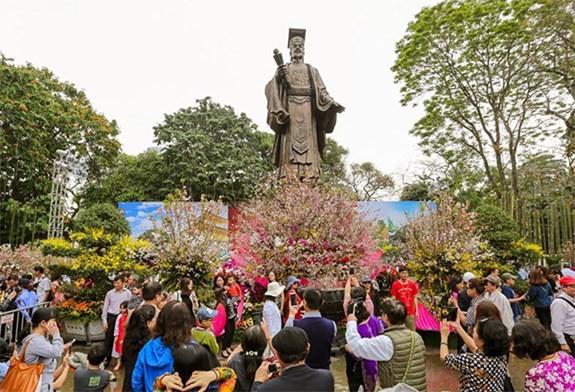 Lễ hội hoa anh đào Nhật Bản – Hà Nội 2020 sẽ được tổ chức vào cuối tháng 3 - Ảnh 1.