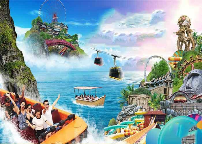 Triển khai các giải pháp thu hút khách du lịch mùa thấp điểm - Ảnh 1.