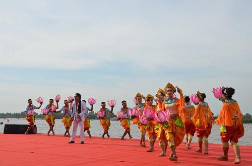 Ngày hội VHTTDL đồng bào Khmer tỉnh Kiên Giang năm 2019 - Ảnh 1.