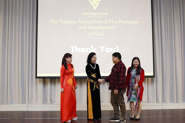 Xúc tiến phát triển Điện ảnh Việt Nam tại Liên hoan phim Quốc tế Busan - Ảnh 1.