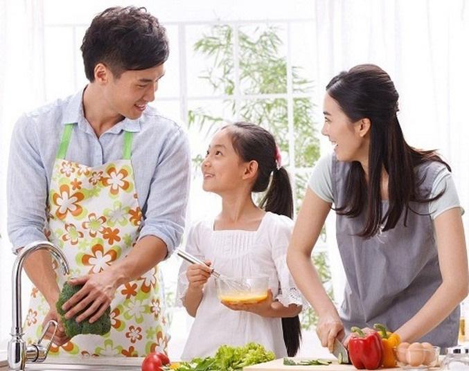 Bà Rịa – Vũng Tàu: Bảo đảm bình đẳng giới trong đời sống gia đình - Ảnh 1.
