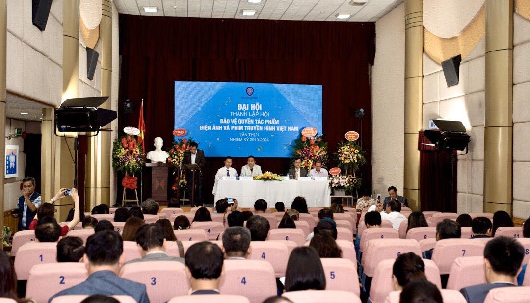 Thành lập Hội Bảo vệ quyền tác phẩm điện ảnh và phim truyền hình Việt Nam - Ảnh 2.