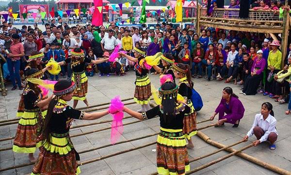 Trải nghiệm văn hóa Việt tại Tet Festival 2020 - Ảnh 1.