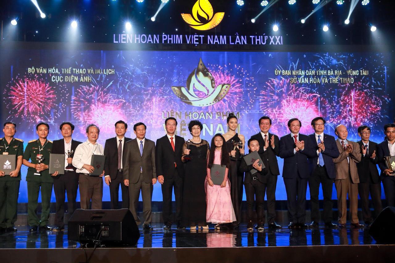 Liên hoan phim Việt Nam lần thứ XXI: Tốt cả về chất lượng giải thưởng, phim tham gia và cách tổ chức - Ảnh 2.