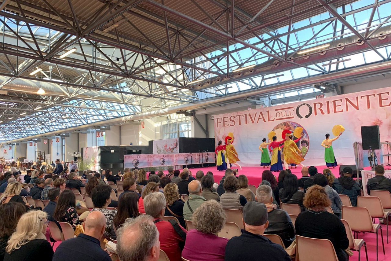 Việt Nam tham dự Lễ hội Phương Đông tại Tuscany, Italia - Ảnh 2.