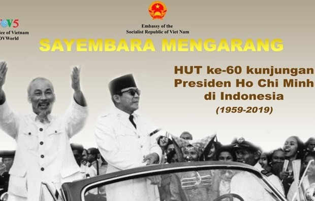 Nhiều hoạt động kỷ niệm 60 năm chuyến thăm Indonesia của Bác Hồ - Ảnh 1.