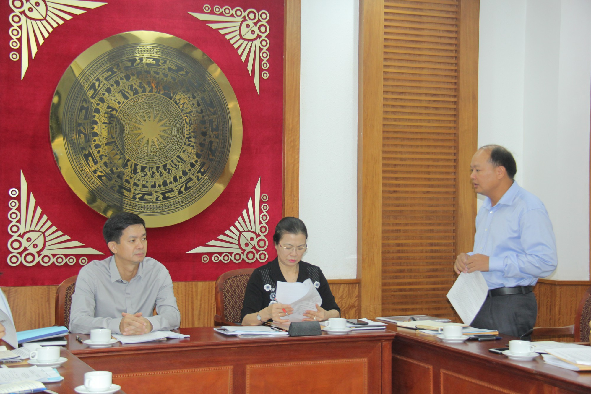 """Làm sao để toát lên được tinh thần của """"Đại đoàn kết các dân tộc – Di sản Văn hóa Việt Nam"""" - Ảnh 1."""