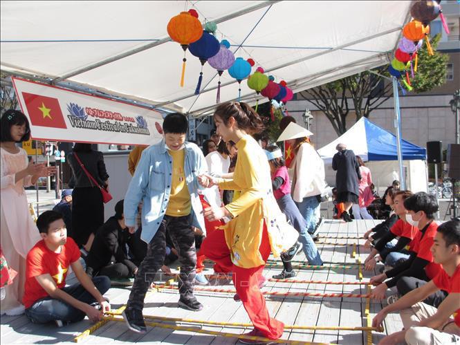 Fukushima tràn ngập trong bầu không khí lễ hội mang đậm nét Việt Nam - Ảnh 3.