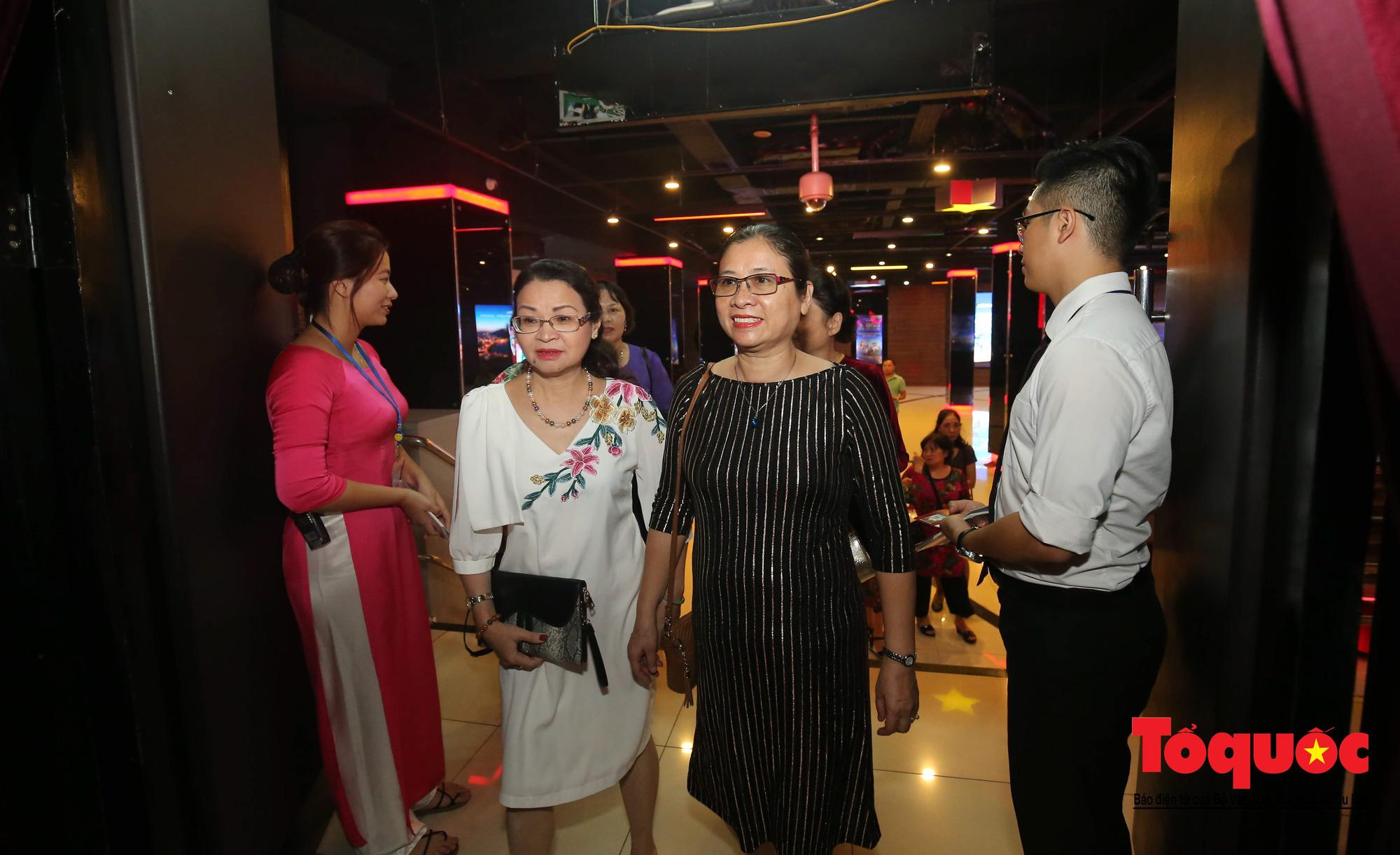 Khai mạc Tuần phim Chào mừng Liên hoan phim Việt Nam lần thứ XXI  - Ảnh 5.