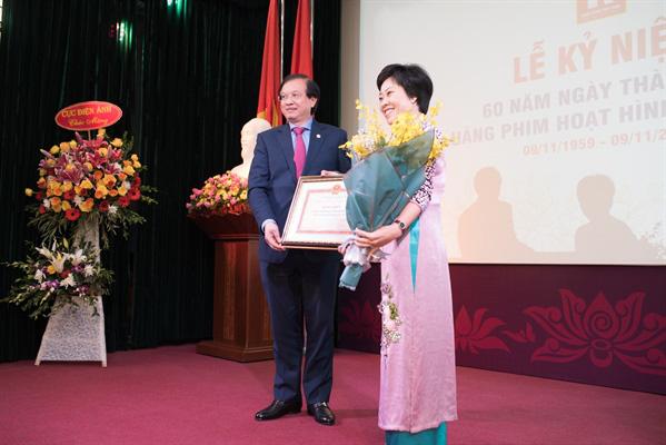 Nhiều bộ phim hoạt hình được các thế hệ trẻ em Việt Nam yêu thích và đón nhận nồng nhiệt - Ảnh 2.
