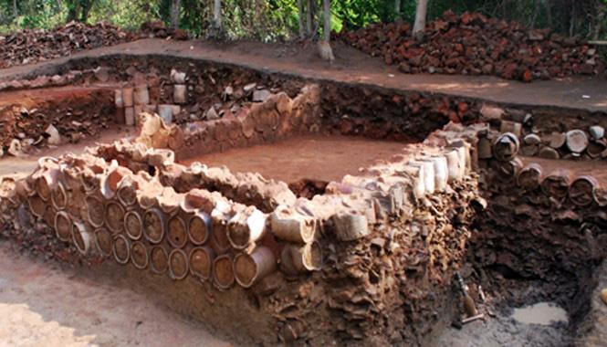 Thăm dò khảo cổ tại di tích Gò Me – Gò Sành, tỉnh An Giang