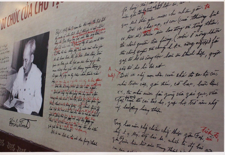 50 năm thực hiện Di chúc Chủ tịch Hồ Chí Minh: Giữ gìn đoàn kết thống nhất trong Đảng - Ảnh 1.