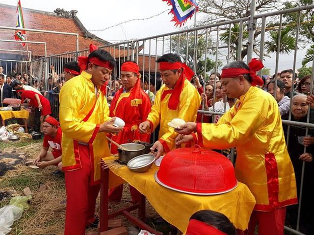 Thái Bình: Lễ hội chùa Keo xuân Kỷ Hợi 2019 - Ảnh 4.