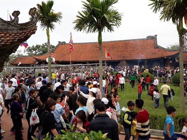 Thái Bình: Lễ hội chùa Keo xuân Kỷ Hợi 2019 - Ảnh 5.