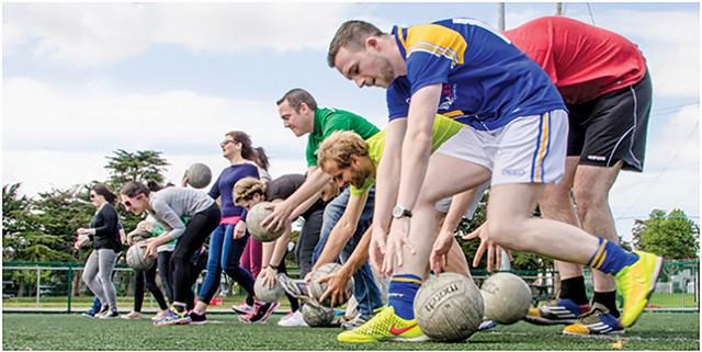 Ireland: Chính sách khuyến khích tham gia thể thao quốc gia 2018 - 2027 - Ảnh 1.