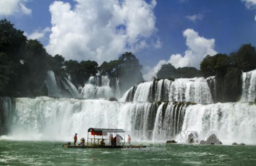 Trùng Khánh (Cao Bằng): Nhiều giải pháp đưa du lịch trở thành ngành kinh tế mũi nhọn - Ảnh 1.