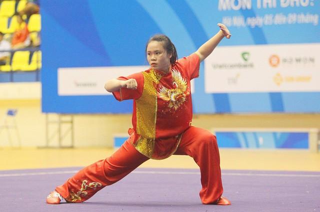 Ủy nhiệm đăng cai tổ chức giải vô địch Wushu toàn quốc năm 2019. - Ảnh 1.