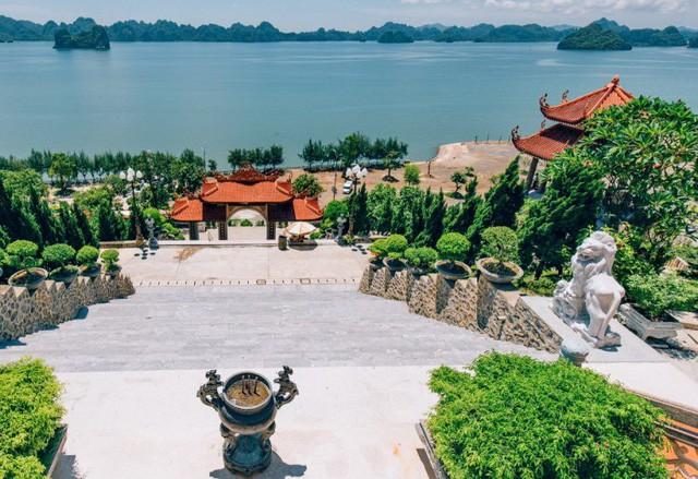Đầu xuân về chiêm bái ngôi chùa  được xây dựng nơi cửa ải vùng Đông Bắc của Tổ quốc - Ảnh 8.