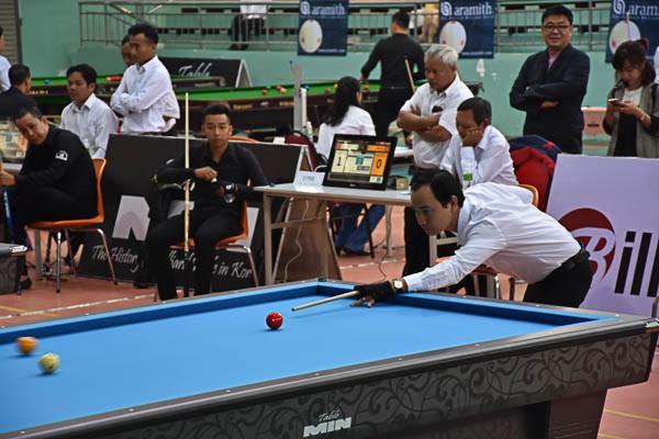 Tổ chức Giải Billiards & Snooker Vô địch quốc gia (Vòng 1) năm 2019 tại Bình Phước - Ảnh 1.