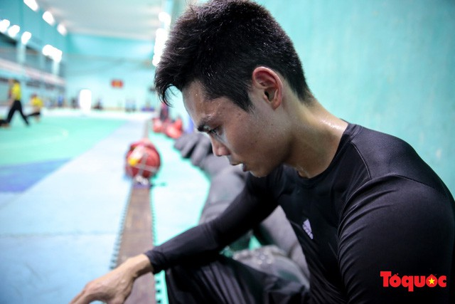 Huy chương vàng Asiad Trần Đình Nam và Nguyễn Văn Trí sẽ không tham dự SEA Games 30  - Ảnh 1.