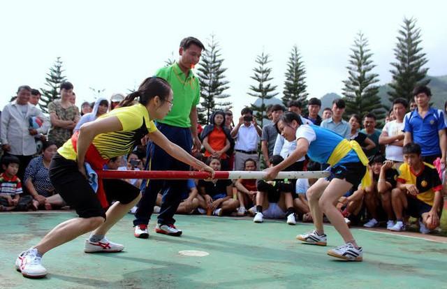 Ủy nhiệm đăng cai tổ chức Giải vô địch Đẩy gậy toàn quốc lần thứ XIII - Ảnh 1.