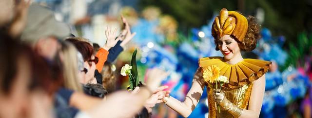 Sôi động lễ hội Carnival Nice ở Pháp - Ảnh 4.