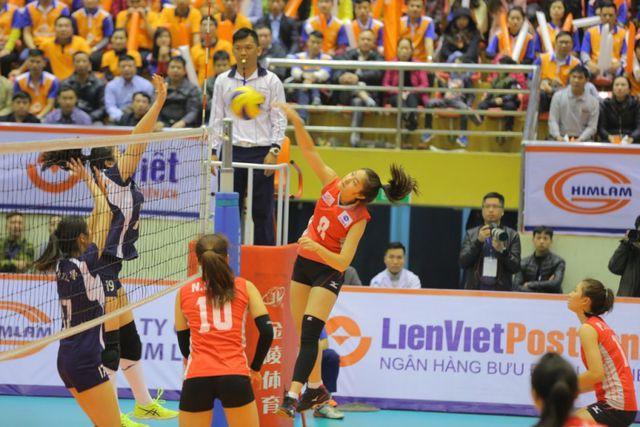 Tổ chức Giải Bóng chuyền nữ quốc tế Cup LienVietPostBank năm 2019 - Ảnh 1.