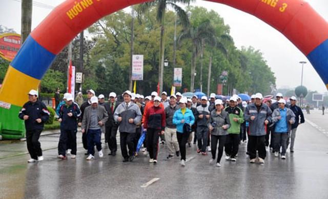 Lạng Sơn: Tổ chức Ngày chạy Olympic vì sức khỏe toàn dân năm 2019 - Ảnh 1.
