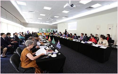 Việt nam tham dự Hội nghị Giám đốc Thư viện Quốc gia các nước Châu Á - Châu Đại Dương  - Ảnh 1.