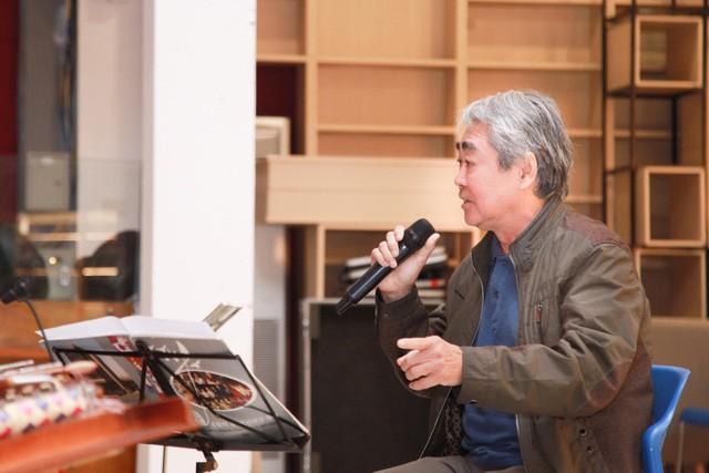 Đất nước Triều Tiên trong góc nhìn rất riêng của những nghệ sĩ Việt - Ảnh 2.
