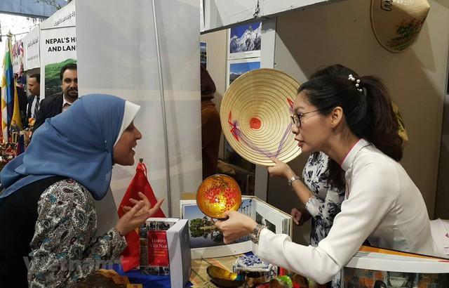Việt Nam tham gia Lễ hội văn hóa quốc tế Sakia, Ai Cập  - Ảnh 1.