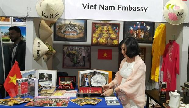 Việt Nam tham gia Lễ hội văn hóa quốc tế Sakia, Ai Cập  - Ảnh 2.