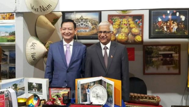 Việt Nam tham gia Lễ hội văn hóa quốc tế Sakia, Ai Cập  - Ảnh 3.